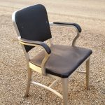 GOODFORM FIRE RETARDANT CO. EXECUTIVE CHAIR DESIGNER