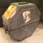 HOLLYWOOD FILM CO. VINTAGE FILM CANISTERS