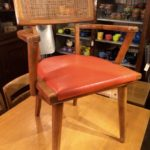 "BOLING CHAIR CO. ""CHANGEBAK"" MID-CENTURY CHAIR"