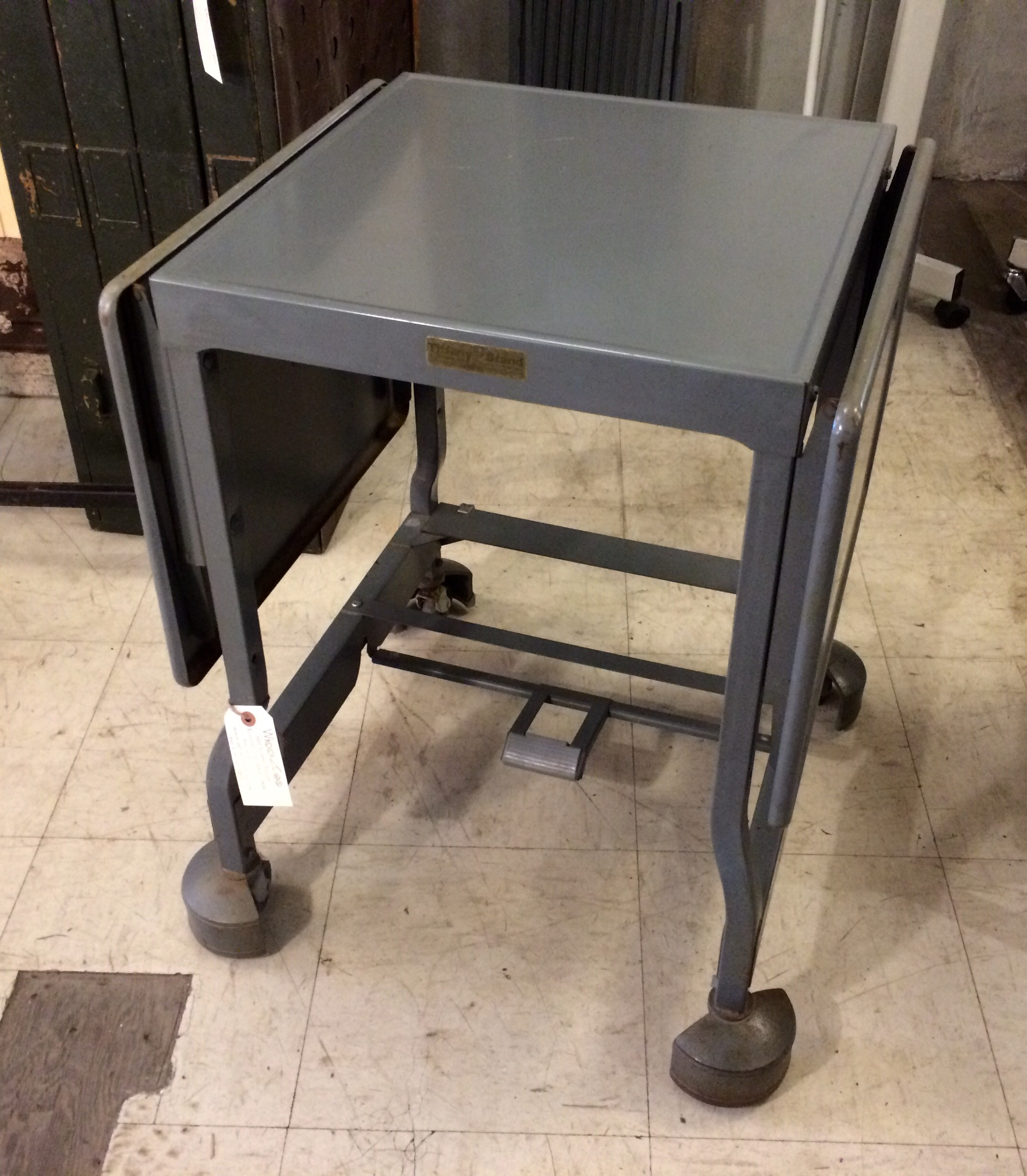 Tiffany Stand Co Typewriter Table Williams Design
