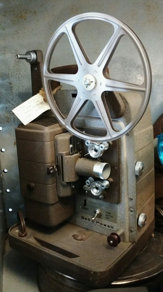 Bell And Howell Projector Williams Design