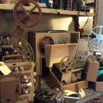 VARIOUS FILM & SLIDE PROJECTORS