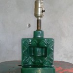 small-green-lamp