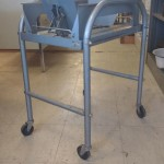 WHEELED OFFICE FILE CART